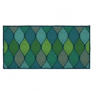 Alfombra multiusos  (115 cm) Winter Green Azul