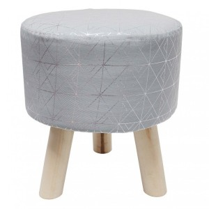 Hocker Quadris Grau