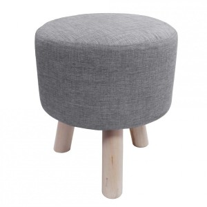 Hocker Newton Grau