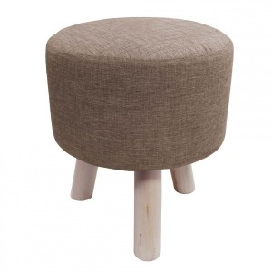 Hocker Newton Beige