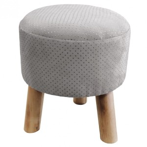 Tabouret Marquise Gris