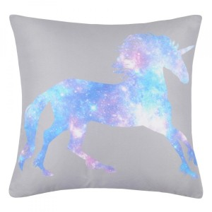 Coussin (40 cm) Glossy Perle