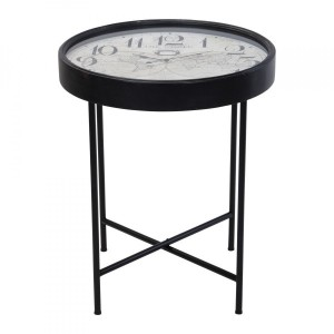 Table d'appoint Time Noire