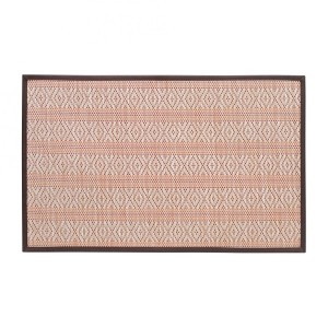 Tapis multi-usage (80 cm) Panam Rouge tomette
