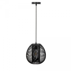 Suspension Boule Noire