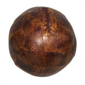 Bloccaporta Pallone da calcio Marrone