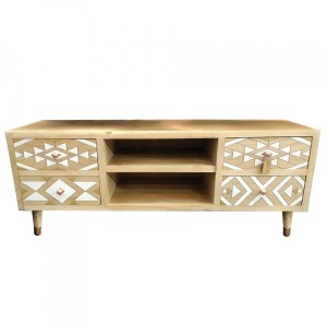 Mueble TV Coachella Natural