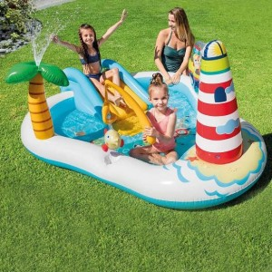 Aire de jeux gonflable Sea Paradise Intex