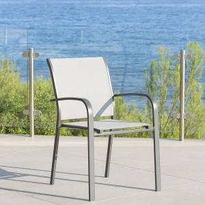 Salon de jardin - Ensemble, table et chaise de jardin ...