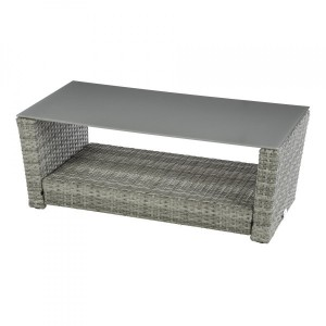 Table basse Polynesia - Beige Havane