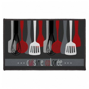 Tapis multi-usage (80 cm) Cuisinette Rouge