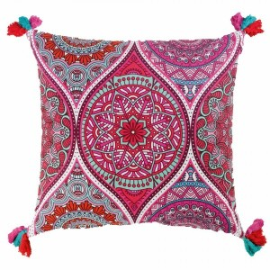 Coussin (45 cm) Anila Rose