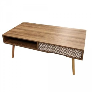 Table basse Ethnical Naturelle