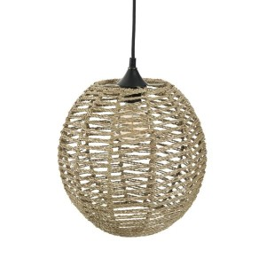 Suspension Boule Beige