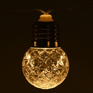 Lichtsnoer Balla warmwit 10 LED