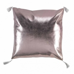Coussin (40 cm) Luxury Or rose
