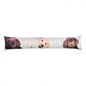Cuscino antispifferi Labradors Multicolore