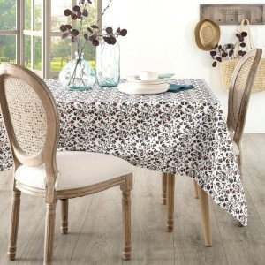 Nappe rectangulaire anti tache (L240 cm) Gipsy Multicolore