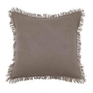 Coussin (40 cm) Prague Taupe