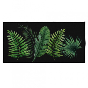Universele mat (115 cm) Tropical Green Groen