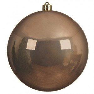 Bola de Navidad (D140 mm) Alpine Camel