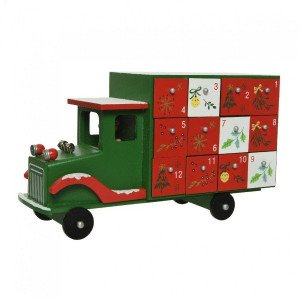 images/product/300/085/7/085784/1-calendr-avent-mdf-camion-a-ours-a-neige-paillettes-10-5x30x17cm-vert-rouge_85784_1589877351