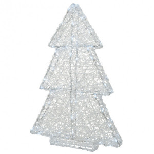 Sapin lumineux  Arbolis Blanc froid 60 LED