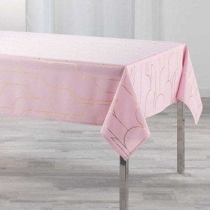 Nappe rectangulaire (L300 cm) Domea Rose