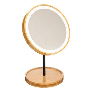 Miroir LED Dia Or