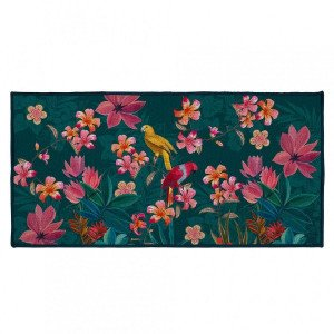 Tapis multi-usage (115 cm) Exotic Paradise Multicolore