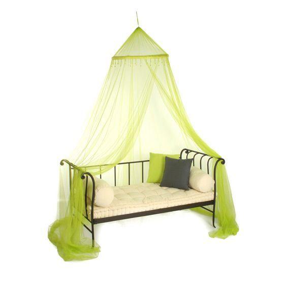 ciel de lit moustiquaire anis ciel de lit eminza. Black Bedroom Furniture Sets. Home Design Ideas