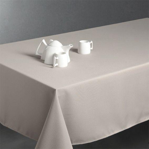 nappe rectangulaire anti tache l240 cm lina lin linge de table eminza. Black Bedroom Furniture Sets. Home Design Ideas