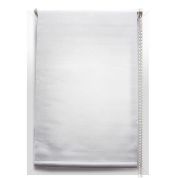 Store enrouleur tamisant (60 x 180 cm) Uni Blanc - Store enrouleur ...