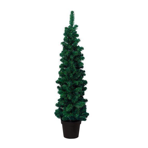 Albero Di Natale Diametro 90.Albero Di Natale Artificiale 2d Alt 90 Cm Verde Abete Alberi E Alberi Di Natale Artificiali Eminza