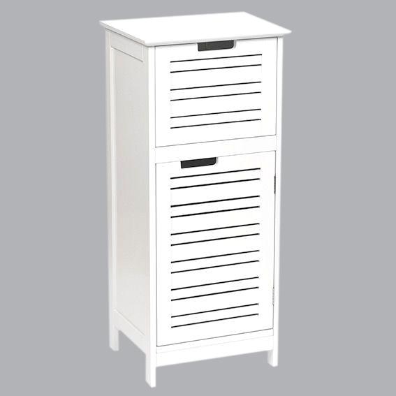meuble bas de salle de bain cosy blanc meuble de salle de bain eminza. Black Bedroom Furniture Sets. Home Design Ideas