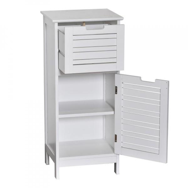 meuble bas de salle de bain cosy blanc meuble de salle. Black Bedroom Furniture Sets. Home Design Ideas
