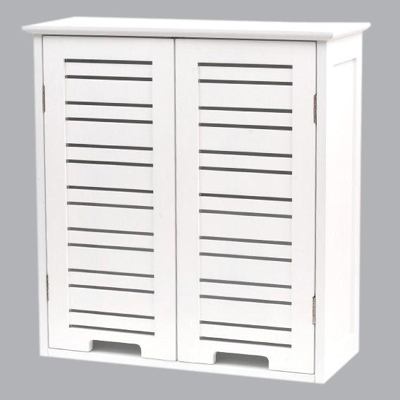 meuble haut de salle de bain cosy blanc meuble de salle. Black Bedroom Furniture Sets. Home Design Ideas