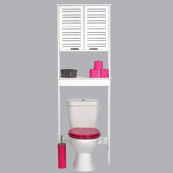 meuble dessus wc. Black Bedroom Furniture Sets. Home Design Ideas