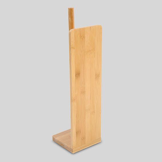 r serve de papier toilette wc bois bambou brosse wc. Black Bedroom Furniture Sets. Home Design Ideas
