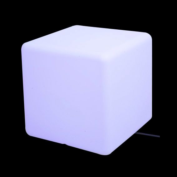 Cube LED - Couleurs changeantes