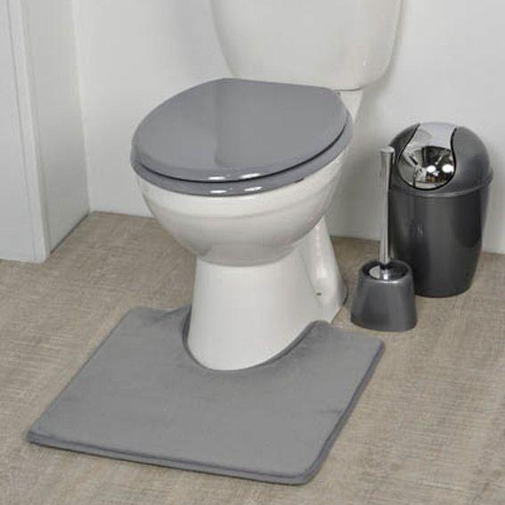 tapis contour wc tapis de bain eminza. Black Bedroom Furniture Sets. Home Design Ideas