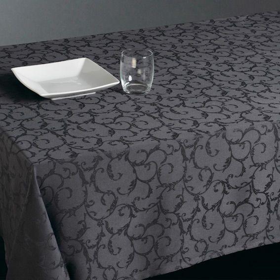 nappe en tissu eminza. Black Bedroom Furniture Sets. Home Design Ideas