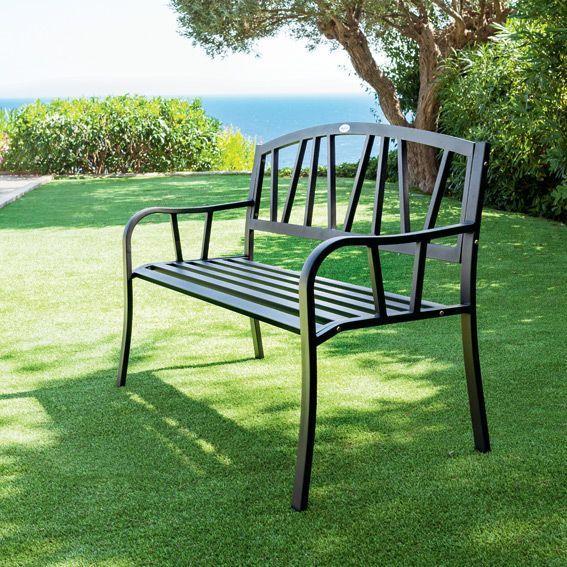 Petit mobilier de jardin m tal eminza for Petit mobilier de jardin