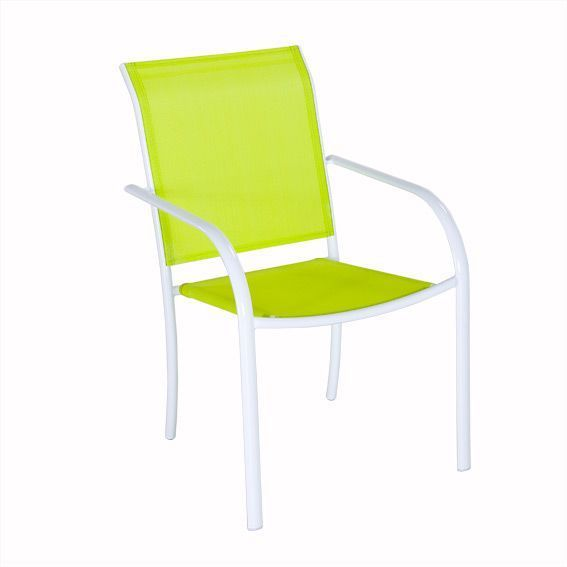 Fauteuil empilable Chaweng Anis