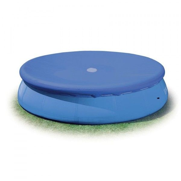 B che pour piscine autostable intex piscine - Bache pour piscine intex 3 66 ...