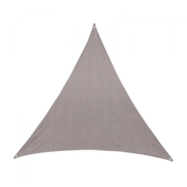 Voile d'ombrage Triangulaire (L2 m) Anori - Taupe