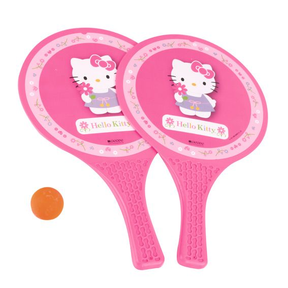 Jeu de raquettes Hello Kitty - Intex