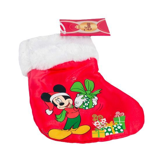 Mini-chaussette de Noël Disney Mickey