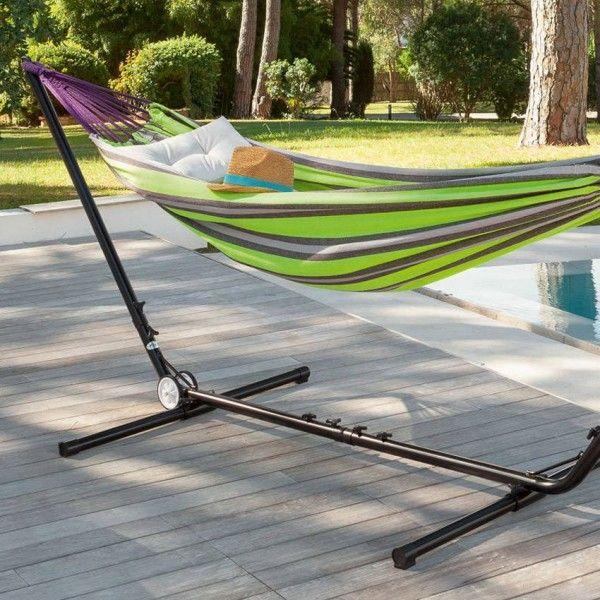 toile de hamac fremont vert hamac et accessoires eminza. Black Bedroom Furniture Sets. Home Design Ideas