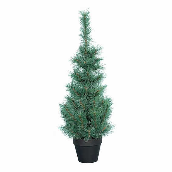 Sapin artificiel de table Geneva H45 cm Vert sapin